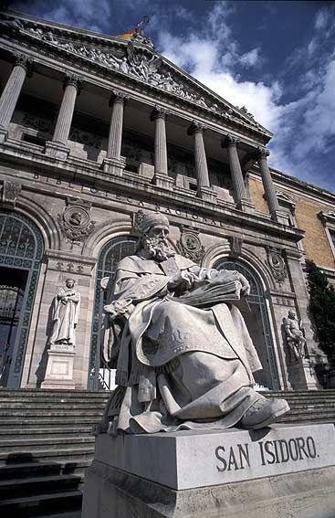 Biblioteca Nacional de España. Madrid.