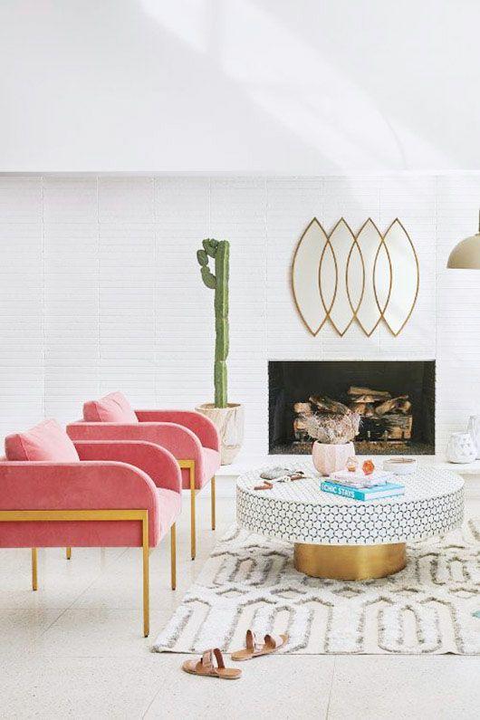 Sala de Estar - Inspiração Camila Fleck. #saladeestar #livingroom #sala #arquitetura
