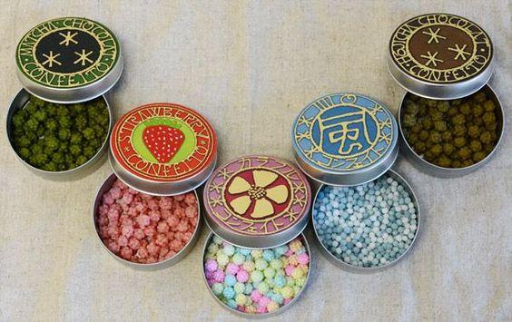 綿貫宏介デザインの缶がかわいい!思わず集めたくなる星果庵の金平糖 - いまトピ