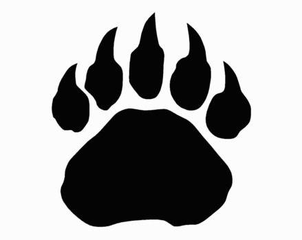 Bear claw sports logo - photo#15