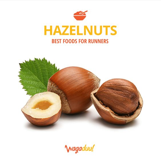 Incorporate a handful of #hazelnuts every day to protect your heart and lower your cholesterol!