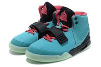 2014 Authentic Air Yeezy 2 South Beach Basketball Shoes Cheap Price For Sale Man Kanye West Runner Footwear Men Air Yeezy Shoes