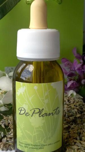 Aceite Capilar DePlants:
