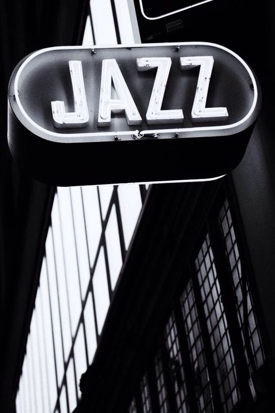 Jazz // Neon // Sign // Music