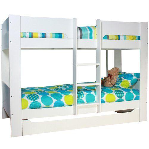 Max Cyr European Single Bunk Bed
