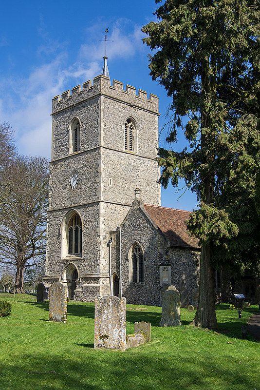 Church, Codicote, Hertfordshire, 6 Apr 2015