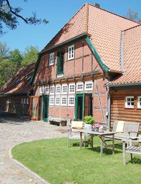 Gut Thansen in der Lüneburger Heide