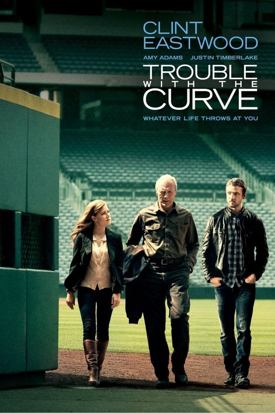 Trouble With The Curve- I'm not a big sports fan but I liked this movie. Loved JT in it. He needs to do more movies. And ya gotta love a Scott Eastwood cameo.