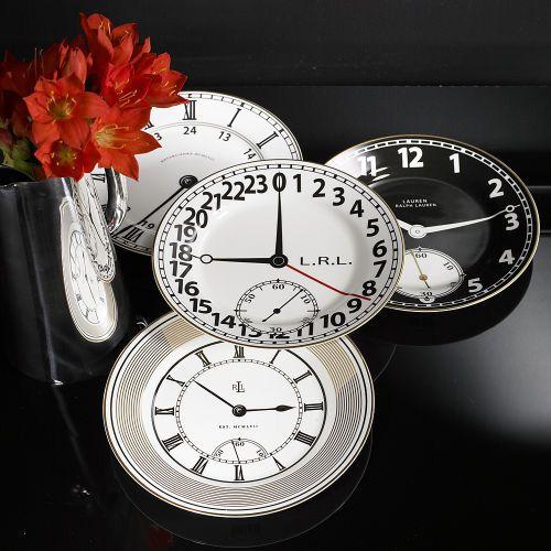 Ralph Lauren Clock Plates Ralph Lauren Unique And New