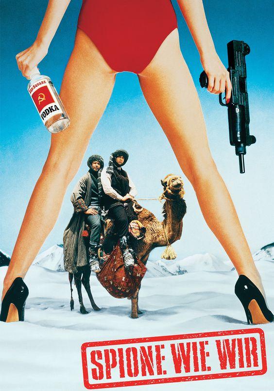 Espías como nosotros (1985) HDTV | clasicofilm / cine online