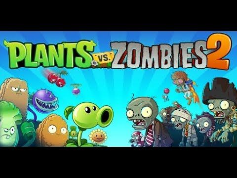 Plants Vs Zombies 2 7 8 1 Apk Mod Coins Gems Data Android