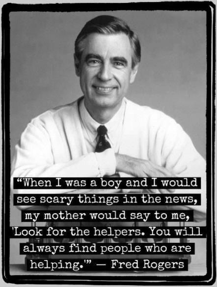 I miss this great man, Mr. Rogers!