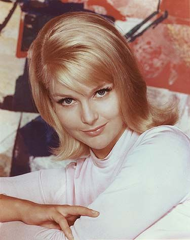 Carol Lynley at 20th Century Fox Studios in 1963