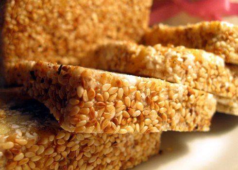 Bánh cáy ngày Tết của người Thái Bình