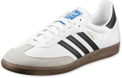 Adidas Samba Schuhe weiß schwarz