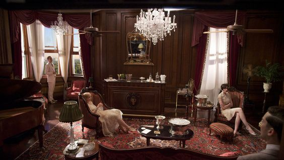 The Great Gatsby Interior Design A Quick Look At Other Interiors Fit For