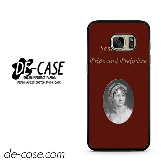 Pride And Prejudice Jane Austen DEAL-8901 Samsung Phonecase Cover For Samsung Galaxy S7 / S7 Edge