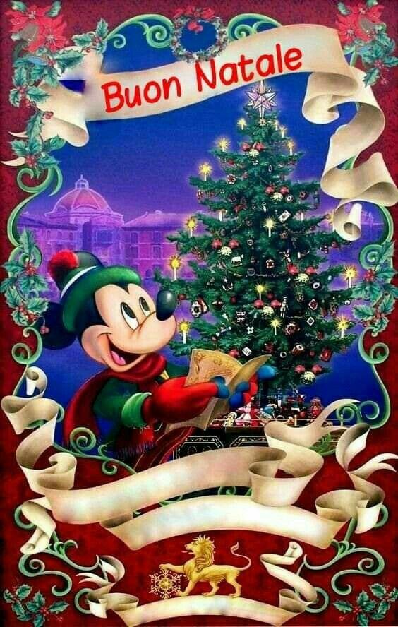 Immagini Buon Natale Disney.Pin Di Carmela Giove Su Immagini Di Natale Natale Topolino Immagini Di Natale Buon Natale