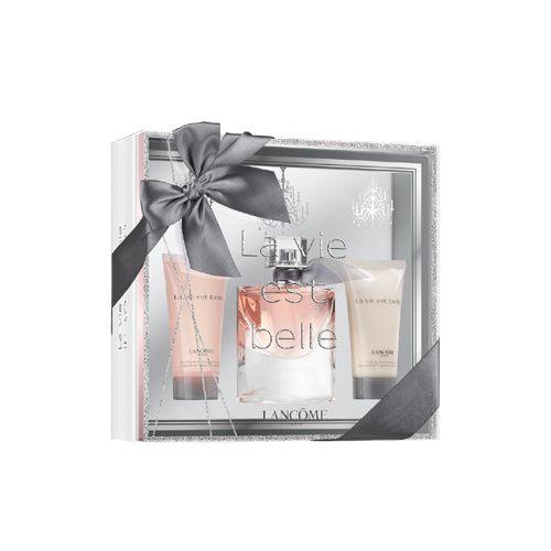 Coffret Prestige La vie est belle Eau de Parfum Lancôme prix promo Nocibé Parfumerie 78.00 € TTC