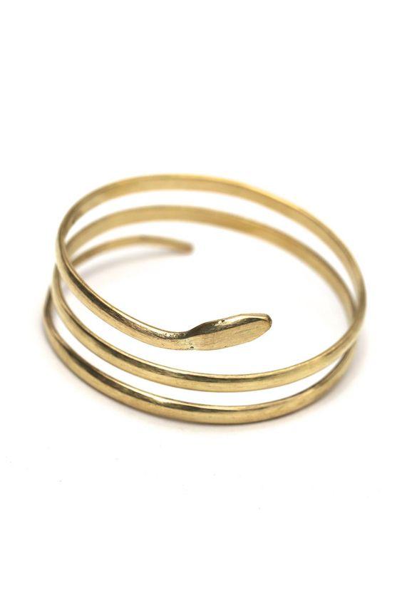 coil bracelet - enrou