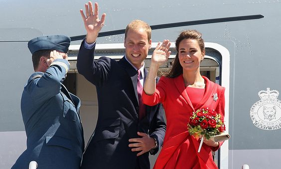 Prince William and Kate's Canadian tour itinerary revealed