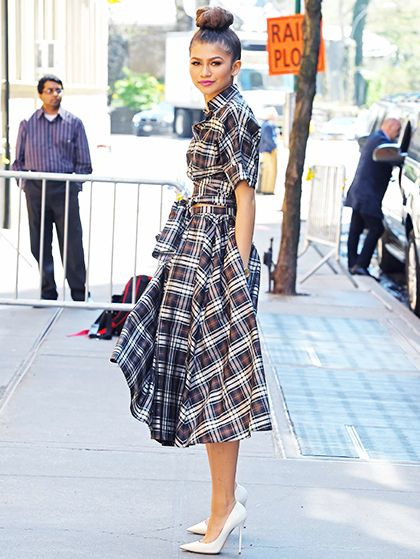 The Best Celebrity Looks Of The Week 5 Celebrity Look Zendaya And Celebrity