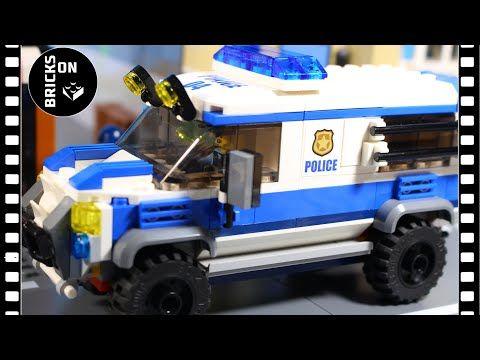 Episode 3 Lego City Police Academy School Street Patrol Robbery Fail Brickfilm Youtube Lego City Police Police Academy Lego City