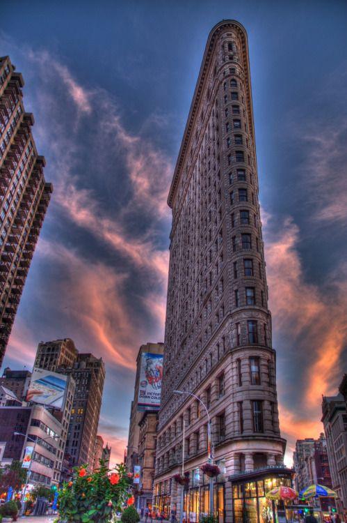 Flatiron Building by TLU66
