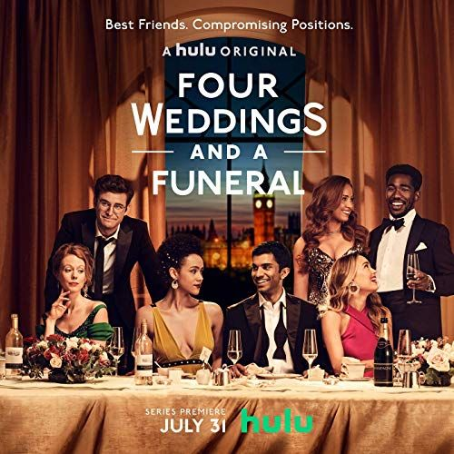 Four Weddings And A Funeral Soundtrack By Various Artists Ost Soundtrack Romantic Comedy Series Hul Summer Love One Direction Soundtrack The Originals Tv