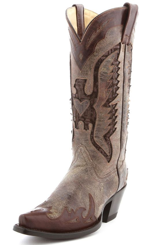 Cowgirl boots, Cowgirl and Corral boots on Pinterest