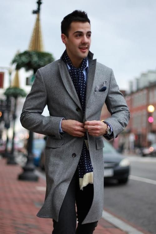 via thedapperproject) Out of season but still dapper! | Men's