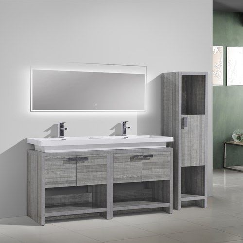 43++ Luxury free standing bathroom cabinets diy