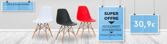 Chaises de design, tables de design, meubles de design, Modern classic, design…