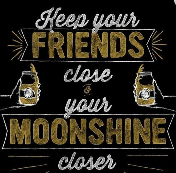 moonshine label ideas - photo #4