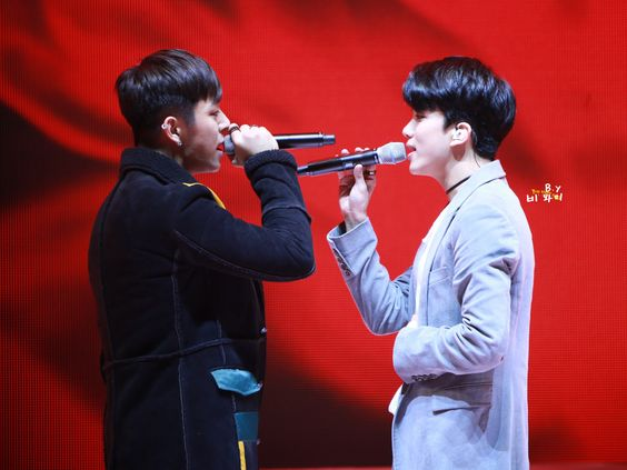 Daehyun & Youngjae | B.A.P | Pinterest