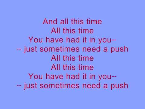 Maria Mena All this Time with Lyrics - YouTube