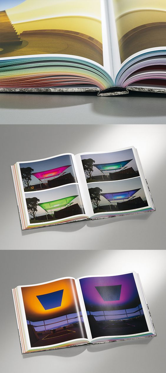 Never seen photographs of the Skyspace in Tasmania     ///    rainbow pages    ///    Zumtobel Group Annual Report 2014-2015 by James Turrell