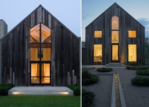 Barn House by D'Apostrophe | Barn Houses, Modern Farmhouse and Stables
