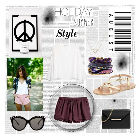 """""""Holiday Summer style"""" by bronzlie on Polyvore"""