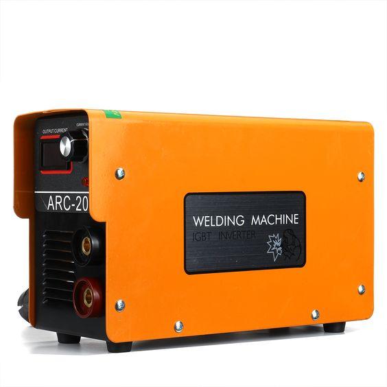 Us 168 34 110 V 220 V Portatile Arc 200igbt Saldatrice Elettrica