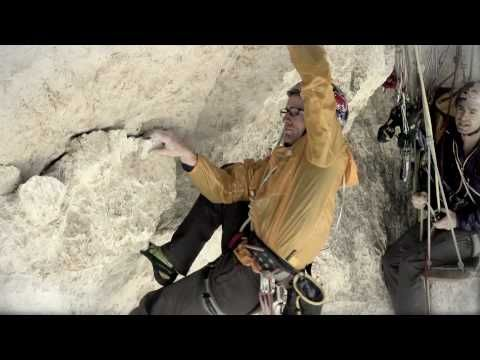 Amazing 8c+ mountain climb - Panaroma Expedition, Pou Brothers