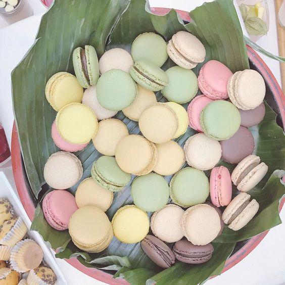Ein ganz normaler Sonntag...    #4moresunday #macarons #sunday #lunch #buffet #mangostin #muc #sweetsideoflife #immerwiedersonntags