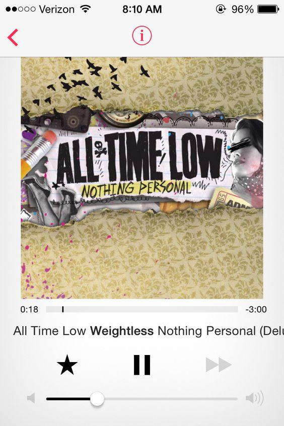 Favorite song #alltimelow