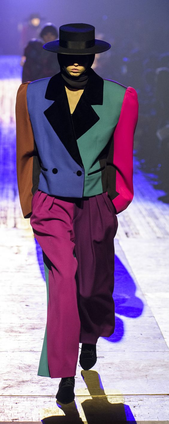 Marc Jacobs Fall-winter 2018-2019 - Ready-to-Wear - http://www.orientpalms.com/Marc-Jacobs-7115 - ©ImaxTree