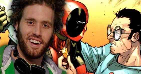 'Deadpool' Star T.J. Miller Hints at Weasel Role -- T.J. Miller has sent out a tweet that teases his 'thin' role as 'Deadpool' sidekick Weasel in the upcoming Marvel comic book movie. -- http://www.movieweb.com/deadpool-movie-cast-weasel-tj-miller