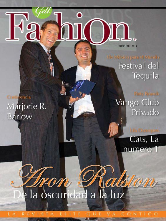 GDL Fashion Oct 2014 #DondeTuQuieras #GDLFashion #CuandoTuQuieras La revista ELITE que VA contigo Edicion Oct2014