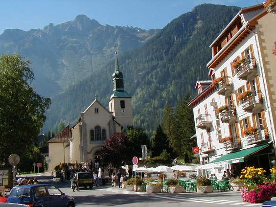Chamonix, the town where my life changed.  I want to go back!!!