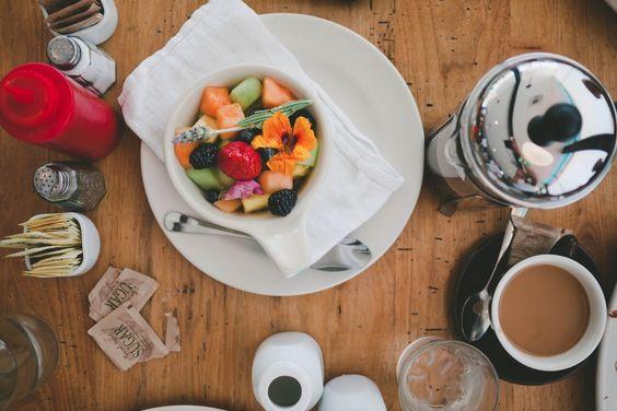 Best. Fruit. Bowl. Ever. #acehotel #foodporn