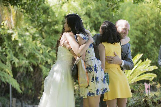 Rob & Emi wedding in Australia