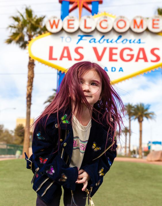 This fun and easy kids travel guide to Las Vegas will have you planning a trip for your family before you reach the end.  #LasVegasTravelGuide #LasVegas #KidsTravelGuide #TravelGuide